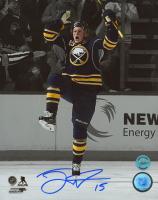 Jack Eichel Signed Sabres 8x10 Photo (Eichel COA) at PristineAuction.com