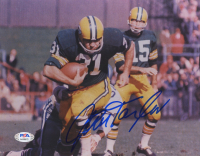 Jim Taylor Signed Packers 8x10 Photo (PSA COA) at PristineAuction.com