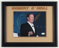 Robert J. O'Neill Signed 13.5x16.5 Custom Framed Photo Display (JSA Hologram) at PristineAuction.com