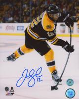 Jarome Iginla Signed Bruins 8x10 Photo (Iginla Hologram) at PristineAuction.com