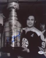 John Bucyk Signed Bruins 8x10 Photo (PSA COA) at PristineAuction.com