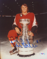 Bill Barber Signed Flyers 8x10 Photo (PSA COA) at PristineAuction.com