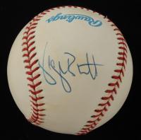 George Brett Signed OAL Baseball (PSA COA) at PristineAuction.com