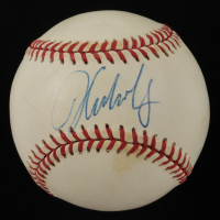 John Smoltz Signed ONL Baseball (PSA COA) at PristineAuction.com