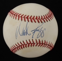 Wade Boggs Signed OAL Baseball (PSA COA) (See Description) at PristineAuction.com