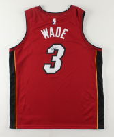 Dwyane Wade Signed Heat Jersey (JSA Hologram) at PristineAuction.com