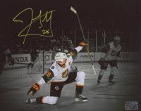 John Scott Signed NHL All-Star 8x10 Photo (Scott COA) at PristineAuction.com