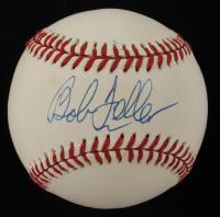 Bob Feller Signed OAL Baseball (PSA COA) (See Description) at PristineAuction.com