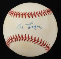 Al Lopez Signed OAL Baseball (PSA COA) at PristineAuction.com