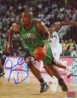 "Glen ""Big Baby"" Davis Signed Celtics 8x10 Photo (YSMS COA) at PristineAuction.com"
