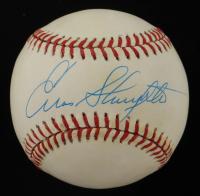 Enos Slaughter Signed ONL Baseball (PSA COA) at PristineAuction.com