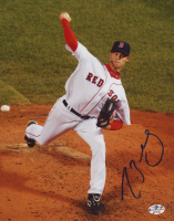 Clay Buchholz Signed Red Sox 8x10 Photo (YSMS COA) at PristineAuction.com