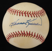 Harmon Killebrew Signed OAL Baseball (PSA COA) at PristineAuction.com