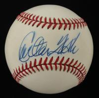 Carlton Fisk Signed OAL Baseball (PSA COA) at PristineAuction.com