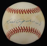 Luis Aparicio Signed OAL Baseball (PSA COA) (See Description) at PristineAuction.com