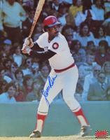 Jim Rice Signed Red Sox 8x10 Photo (YSMS Hologram) at PristineAuction.com