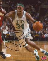 Paul Pierce Signed Celtics 8x10 Photo (YSMS Hologram & JSA SOA) at PristineAuction.com