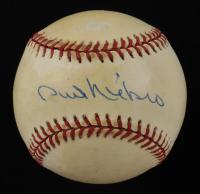 Phil Niekro Signed ONL Baseball (PSA COA) at PristineAuction.com