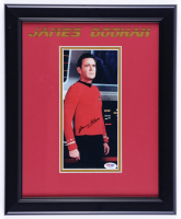 """James Doohan Signed """"Star Tek"""" 13.5x16.5 Custom Framed Photo (PSA Hologram) at PristineAuction.com"""