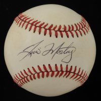 Tino Martinez Signed OAL Baseball (PSA COA) at PristineAuction.com