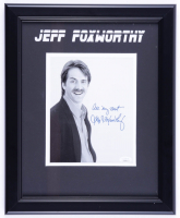 """Jeff Foxworthy Signed 13.5x16.5 Custom Framed Photo Inscribed """"All My Best"""" (JSA COA) (See Description) at PristineAuction.com"""