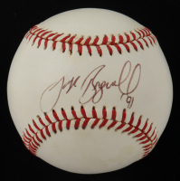 Jeff Bagwell Signed ONL Baseball (PSA COA) (See Description) at PristineAuction.com