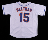 "Carlos Beltran Signed Jersey Inscribed ""99 ROY"" (RSA Hologram) at PristineAuction.com"