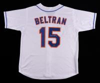 Carlos Beltran Signed Jersey (RSA Hologram) at PristineAuction.com
