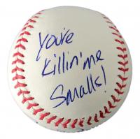 "Patrick Renna Signed OML Baseball Inscribed ""You're Killing Me Smalls!"" & ""HAM"" (JSA COA) at PristineAuction.com"