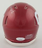 Neville Gallimore Signed Oklahoma Sooners Speed Mini Helmet (JSA COA) at PristineAuction.com