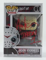 "Ari Lehman Signed ""Friday the 13th"" Jason Voorhees #01 Funko Pop! Vinyl Figure Inscribed ""Jason 1"" (Beckett COA) at PristineAuction.com"