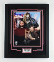 Bray Wyatt Signed WWE 18x22 Custom Framed Photo (JSA Hologram) at PristineAuction.com