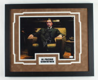 "Al Pacino Signed ""The Godfather"" 18x22 Custom Framed Photo Display (JSA COA) at PristineAuction.com"
