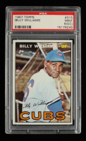 Billy Williams 1967 Topps #315 (PSA 9) (OC) at PristineAuction.com