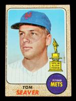 Tom Seaver 1968 Topps #45 at PristineAuction.com