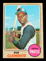 Roberto Clemente 1968 Topps #150 at PristineAuction.com