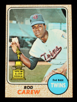 Rod Carew 1968 Topps #80 at PristineAuction.com