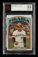 Roberto Clemente 1972 Topps #309 (BVG 5.5) at PristineAuction.com