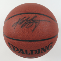 Kobe Bryant Signed Spalding NBA Basketball (PSA COA) at PristineAuction.com
