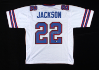 Fred Jackson Signed Jersey (Beckett COA) at PristineAuction.com