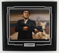 "Al Pacino Signed ""Scarface"" 24x27 Custom Framed Photo Display (JSA COA) (See Description) at PristineAuction.com"