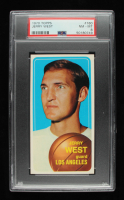 Jerry West 1970-71 Topps #160 (PSA 8) at PristineAuction.com