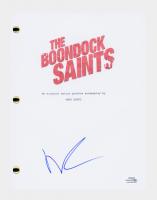 "Norman Reedus Signed ""The Boondock Saints"" Movie Script (AutographCOA COA) at PristineAuction.com"