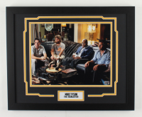 """Mike Tyson Signed """"The Hangover"""" 18x22 Custom Framed Photo Display (Tyson Hologram) (See Description) at PristineAuction.com"""