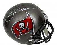 Jon Gruden Signed Buccaneers Full-Size Helmet (JSA COA) at PristineAuction.com