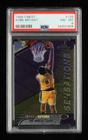 Kobe Bryant 1999-00 Finest #128 SEN (PSA 8) at PristineAuction.com