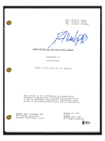 """Daniel Radcliffe Signed """"Harry Potter and the Half-Blood Prince"""" Movie Script (Beckett COA) at PristineAuction.com"""