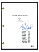 """Daniel Radcliffe Signed """"Harry Potter and the Sorcerer's Stone"""" Movie Script (Beckett COA) at PristineAuction.com"""