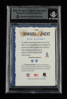 Earl Campbell Signed 2002 Gridiron Kings #156 (BGS Encapsulated) at PristineAuction.com