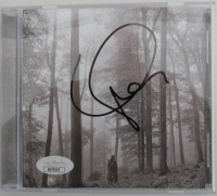 """Taylor Swift Signed """"Folklore"""" CD Cover (JSA COA) at PristineAuction.com"""